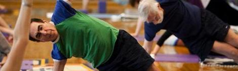 talleres de baile y gimnasia
